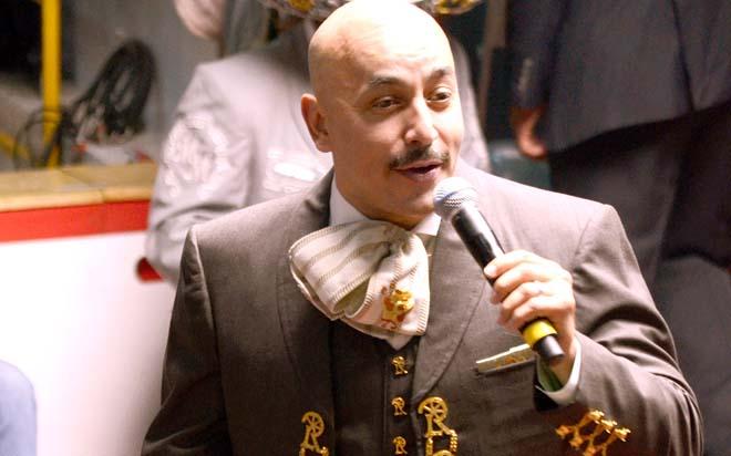 Ciudad de México(15/03/2016).-El cantante Lupillo Rivera en la Feria de Texcoco 2016. PHOTOAMC