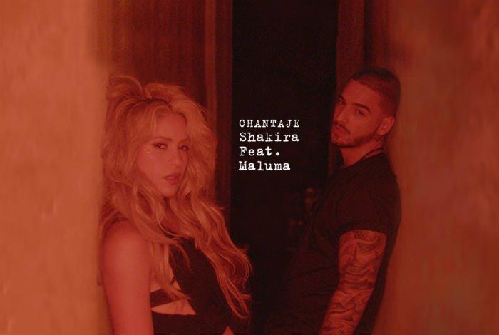 Lirik Lagu Shakira Featuring Maluma - Chantaje